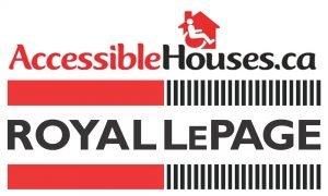Accessible Houses Royal LePAGE Logo