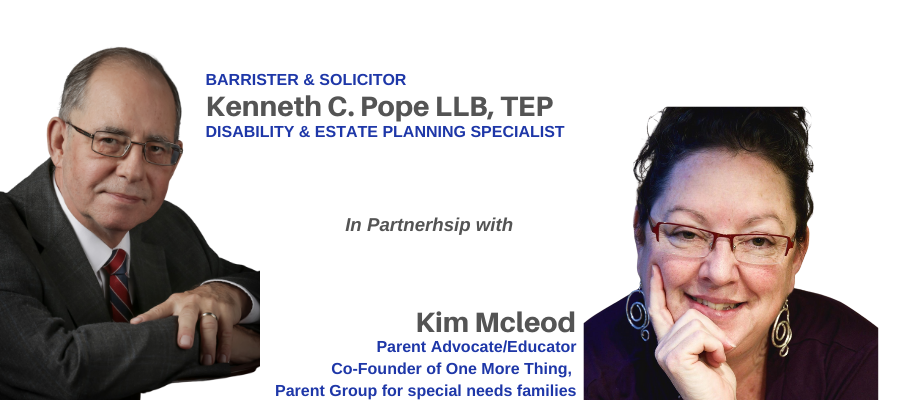 Special Needs and Disability Estate Planning Webinar